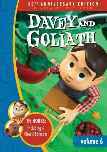 Davey And Goliath Vol 6
