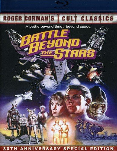 Battle Beyond the Stars: Roger Corman's Cult Classics (30th Anniversary Special Edition) [Blu-ray]