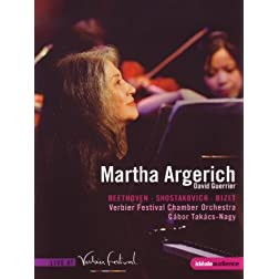 Verbier Festival 2010 - Martha Argerich