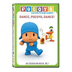 Pocoyo: Dance Pocoyo Dance