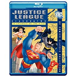 Justice League: Season Two (DC Comics Classic Collection) [Blu-ray]