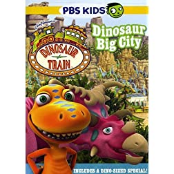 Dinosaur Train: Dinosaur Big City