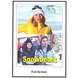 Snowbeast 1977
