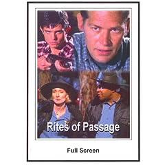 Rites Of Passags 1999