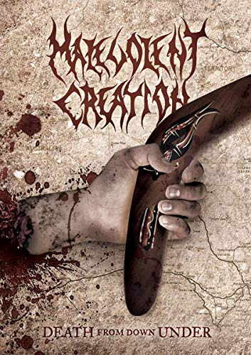 Malevolent Creation - Death From Downunder