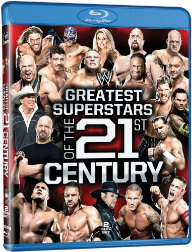 WWE: Greatest Stars of the New Millennium [Blu-ray]