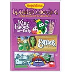 Veggietales: Royalty Collection: King Queen & A Very Blue Berry