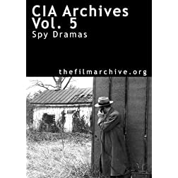 CIA Archives Vol. 5: Spy Dramas