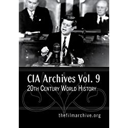 CIA Archives Vol. 9: 20th Century World History
