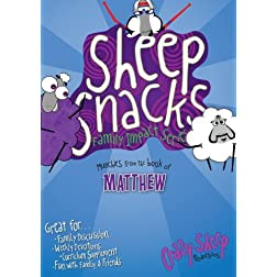 Sheep Snacks: Munchies From The Book Of Matthew