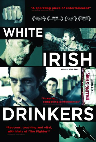 White Irish Drinkers [Blu-ray]