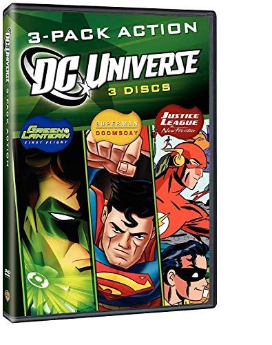 Dcu Fun Pack: Action