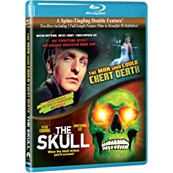 The Man Who Could Cheat Death / The Skull [Blu-ray]