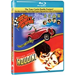 Houdini & Those Daring Young Men and Their Jaunty Jalopies [Blu-ray]