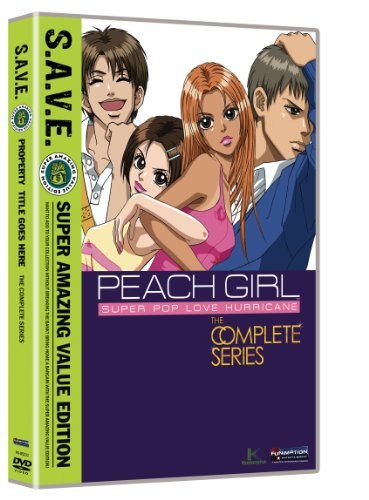 Peach Girl: The Complete Series Box Set S.A.V.E.