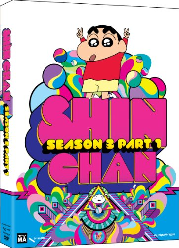 ShinChan: Season Three, Part One
