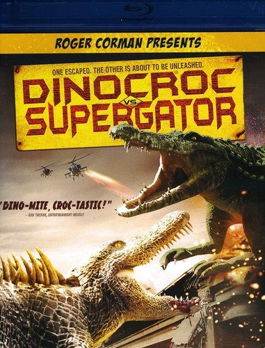 Dinocroc vs. Supergator [Blu-ray]