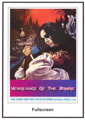 Vengeance Of The Zombies 1973