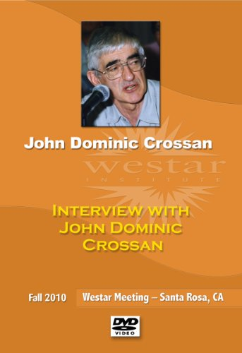 An Interview with John Dominic Crossan