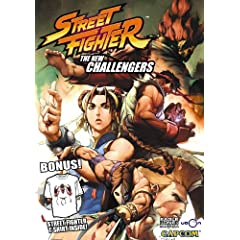 Street Fighter: The New Challengers + RYU Street Fighter T-Shirt Bundle