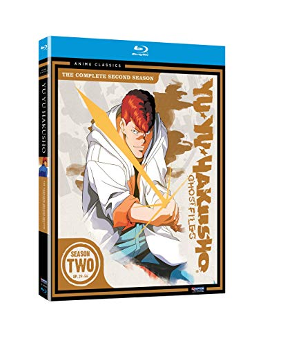 Yu Yu Hakusho: Season Two (Classic) [Blu-ray]