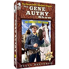 The Gene Autry Show: The Complete First Season (1950-1951) 26 Episodes *Authorized by the Gene Autry Estate*