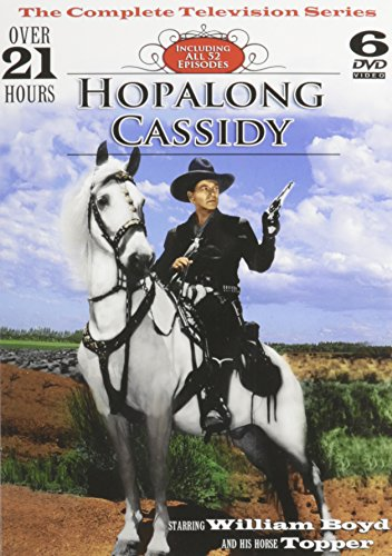 Hopalong Cassidy: The Complete Series (1952-1954) 52 Episodes