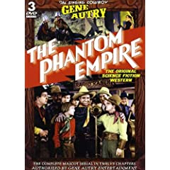 The Phantom Empire - Gene Autry (1935) 12 Part Serial *Authorized by The Gene Autry Estate*