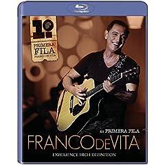 En Primera Fila [Blu-ray]