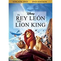 The Lion King (Spanish Edition)