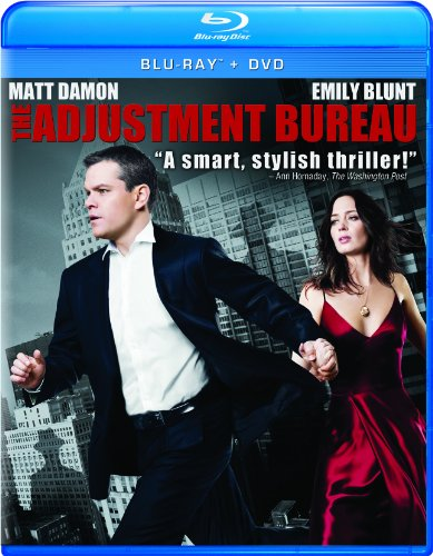 The Adjustment Bureau [Blu-ray/DVD Combo + Digital Copy]