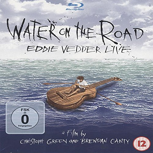 Eddie Vedder: Water on the Road [Blu-ray]