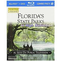 Florida's State Parks (Blu-ray & DVD Combo Set)