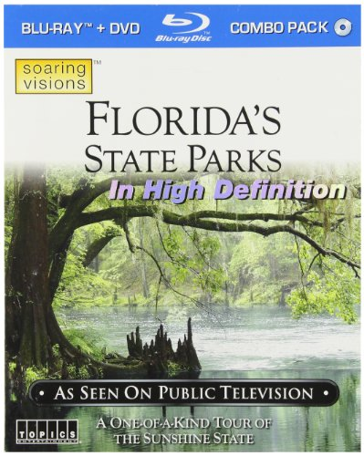 Florida's State Parks (Blu-ray & DVD Combo Set)