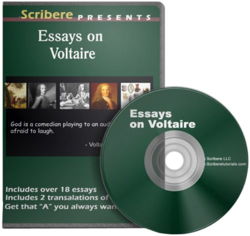 Essays on Voltaire