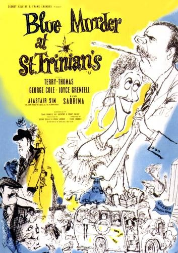 Blue Murder at St. Trinian's (1958)