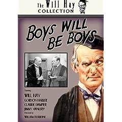 Boys Will Be Boys (1935)