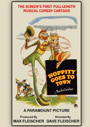 Hoppity Goes to Town (1941)