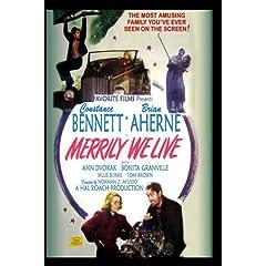 Merrily We Live (1938)