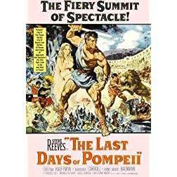 The Last Days of Pompeii (1960)