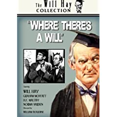 Where There's A Will (1936)