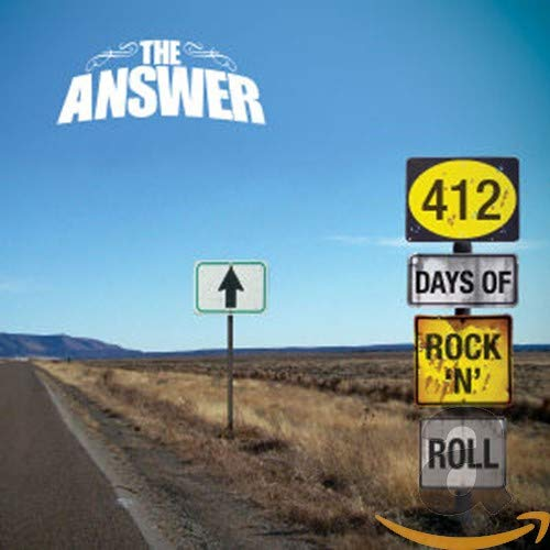 412 Days of Rock N Roll