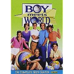 Boy Meets World: The Complete Sixth Season