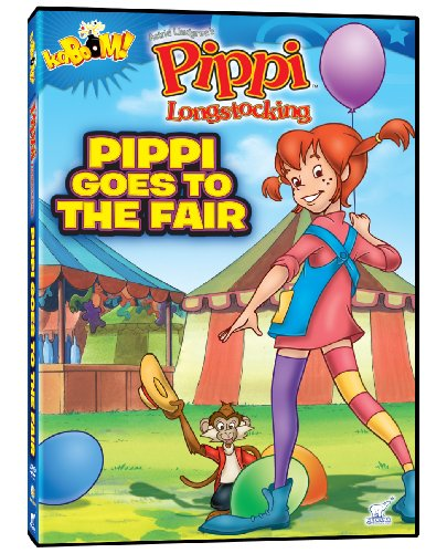 Pippi Longstocking - Pippi Goes to the Fair