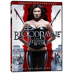 BloodRayne: The Third Reich - Director's Cut (Unrated) with Digital Copy