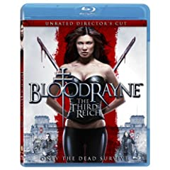 BloodRayne: The Third Reich - Director's Cut (Unrated) [Blu-Ray]
