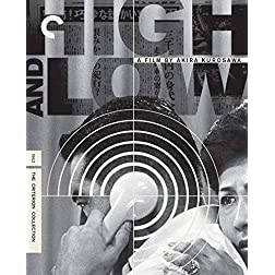 High and Low: The Criterion Collection [Blu-ray]