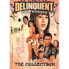 Delinquent Girl Bosses: Collection