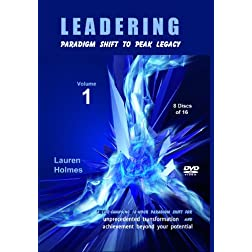 Leadering - Paradigm Shift to Peak Legacy