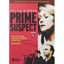 Prime Suspect: Series 1